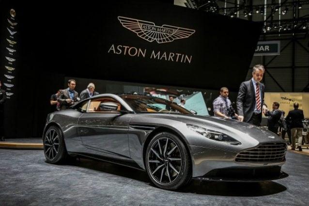 L'Aston Martin DB11