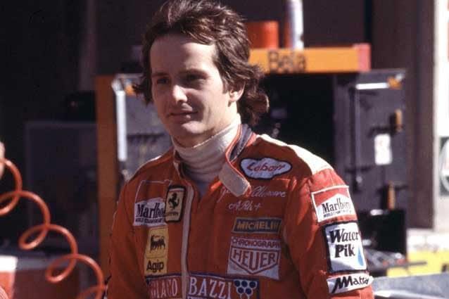 Gilles Villeneuve, l'Aviatore