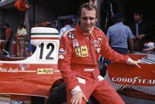 Niki Lauda, mercoledì i funerali a Vienna: il pilota sarà seppellito con la tuta Ferrari