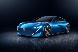 L'auto che capisce il guidatore, la Peugeot Instinct Concept in mostra al MWC 2017