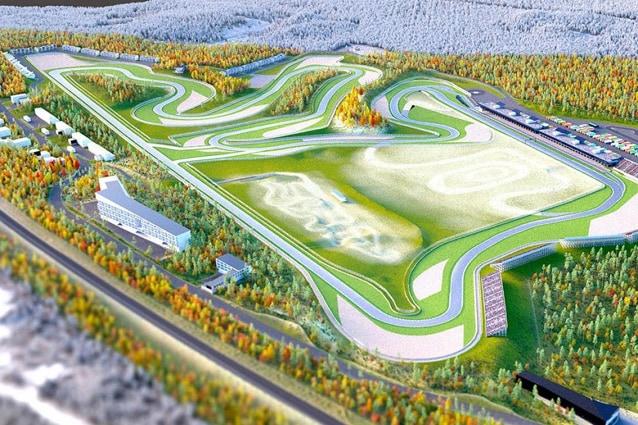 Il KimyRing, la pista finlandese che sorgerà nei pressi di Helsinki – Foto Kimyring.fi