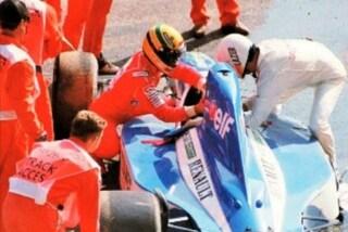Da Donington al salvataggio di Comas, 5 imprese che hanno fatto entrare Senna nella leggenda