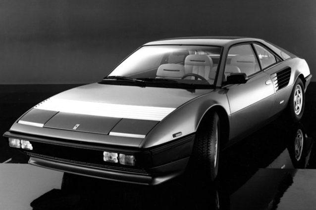 La Ferrari Mondial del 1980 – Foto Ferrari.com