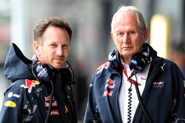 Helmut Marko – Getty Images