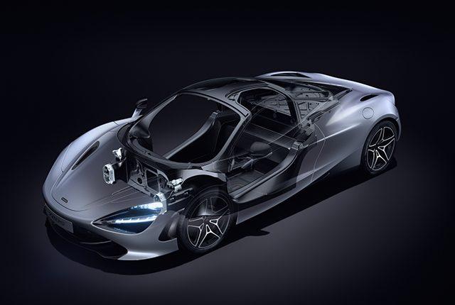 McLaren 720 S