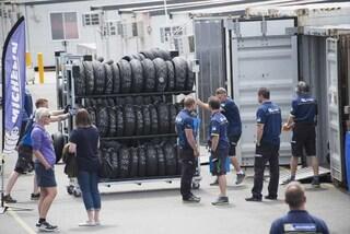 MotoGP, Michelin con un'opzione gomme in più in Thailandia