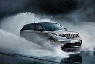 Nasce la Range Rover Velar, prezzo e dotazioni del SUV britannico