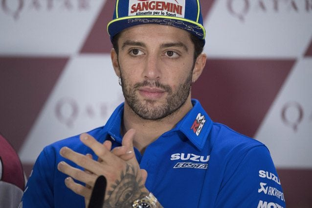 Andrea Iannone – Getty Images