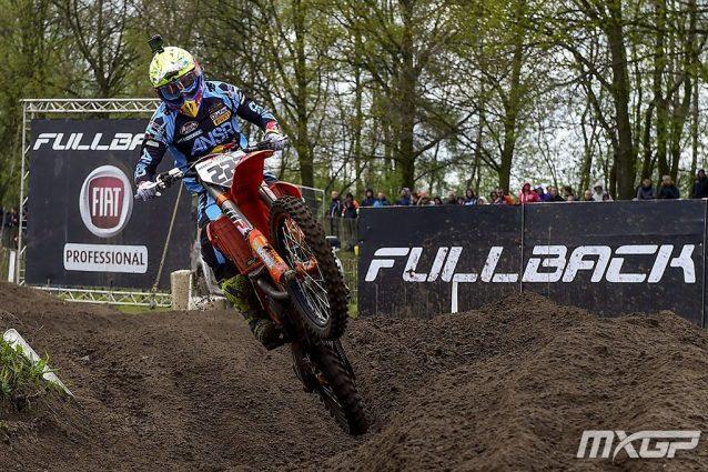 Tony Cairoli in azione a Valkenswaard – credito fotografico Youthstream
