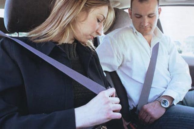 Col tempo le cinture di sicurezza sono diventate un elemento chiave della sicurezza in auto.