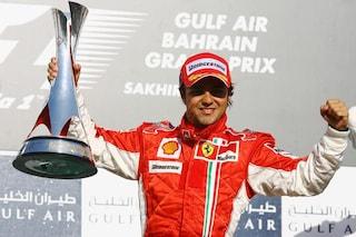 """""""Buon compleanno Felipe"""", ecco gli auguri della Ferrari a Massa per i suoi 38 anni"""