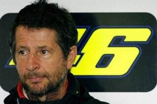 """MotoGP, Graziano Rossi: """"Valentino è in gran forma, presto tornerà sul podio"""""""