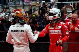 Hamilton dominatore in Cina, Vettel a Shanghai per interrompere il tabù