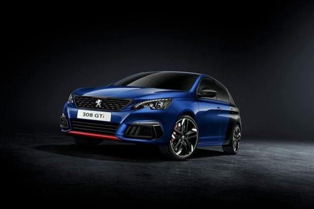 Peugeot 308 GTi Restyling.