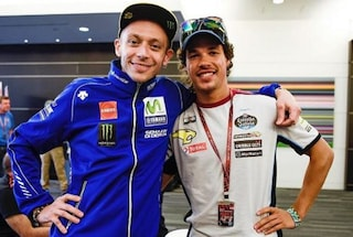 """MotoGP, Morbidelli: """"A Valentino non voglio chiedere altri consigli"""""""