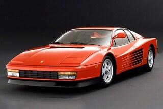 Ferrari Testarossa sogno proibito, per gli automobilisti italiani è l'auto dei desideri
