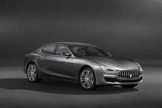 Il made in Italy vince ancora, Maserati Ghibli eletta miglior auto per l'innovazione del design