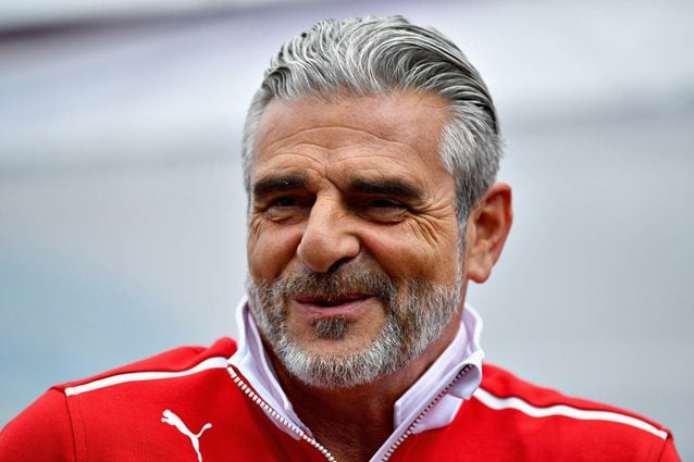 Maurizio Arrivabene – Getty Images
