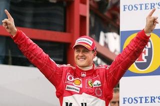 Michael Schumacher, per i 50 anni ecco in arrivo un'app dedicata al campione