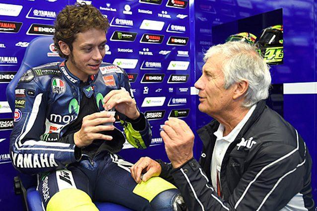 Auguri Valentino Rossi, 40 anni di corsa