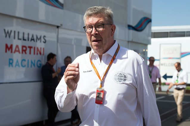 Ross Brawn – Getty Images