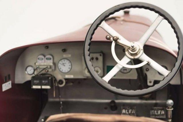 Alfa Romeo G1 – Foto #RM Sotheby's