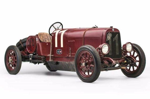 Alfa Romeo G1 – Foto @RM Sotheby's