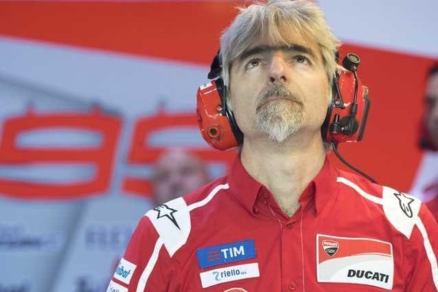 Il direttore generale di Ducati Corse Gigi Dall'Igna / Getty Images