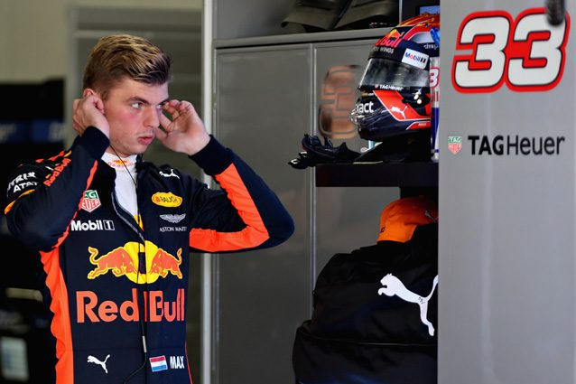 Max Verstappen – Getty images