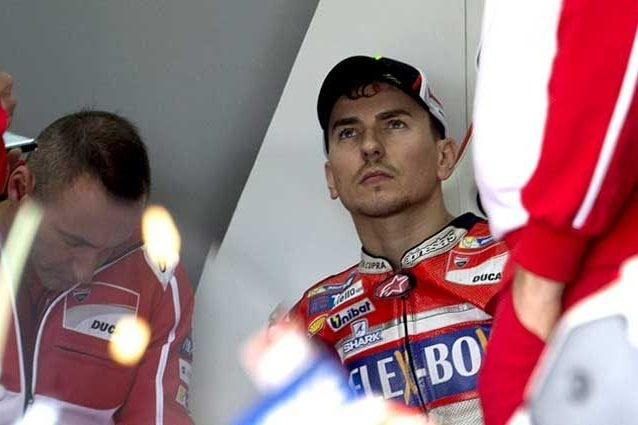 Jorge Lorenzo / Getty Images