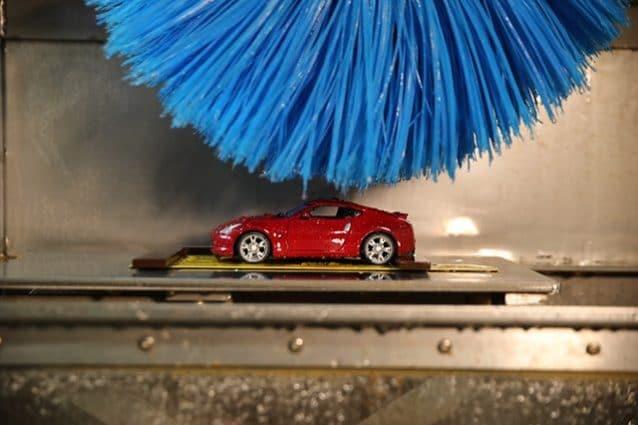 mini-autolavaggio