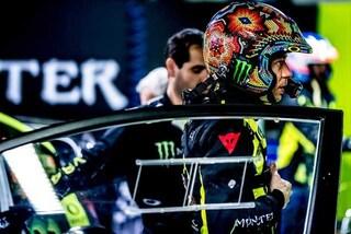 Tony Cairoli e Chad Reed, le stelle del cross sfidano Valentino Rossi al Monza Rally Show