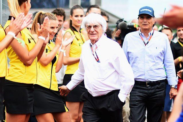 Bernie Ecclestone – Getty images