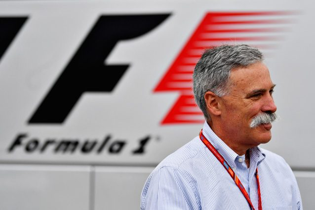 Chase Carey – Getty images
