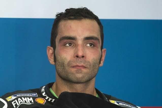 Danilo Petrucci, 27 anni, nei test di Sepang / Getty