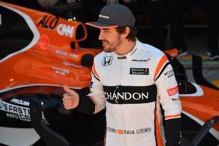 Alonso e l'idea McLaren, lo spagnolo potrebbe testare la vettura 2019