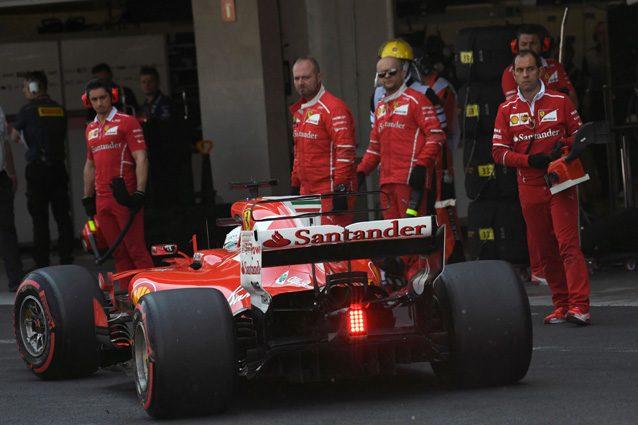 La Ferrari – Getty images