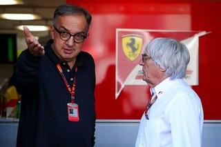 """La Formula 1 rende omaggio a Sergio Marchionne: """"Grande leader, ci mancherà"""""""