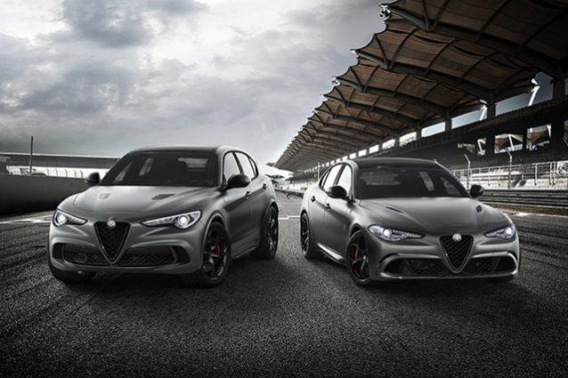 Alfa Romeo Stelvio e Giulia, che grinta le nuove versioni Nurburgring