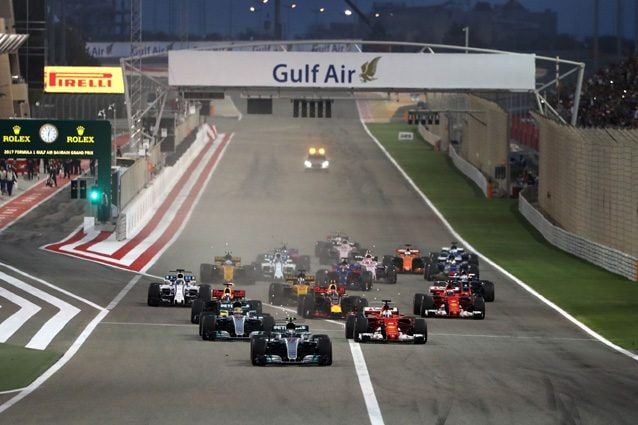 La partenza del Gp del Bahrein – Getty images