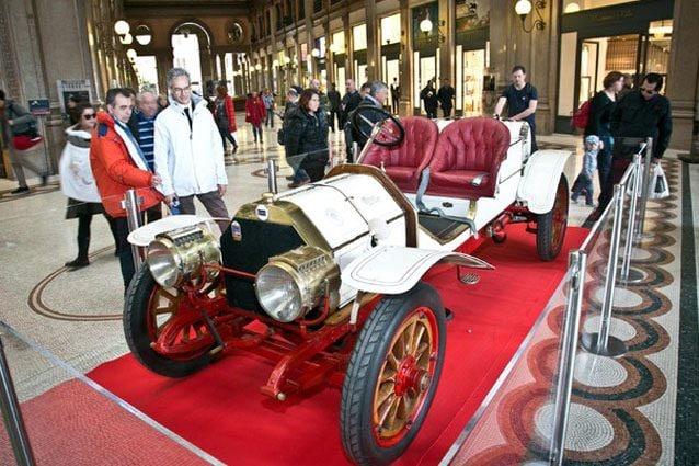 La Lancia Epsilon Corsa del 1912