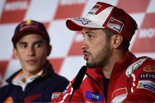 Marquez-Alonso, Dovi-Schumacher: quali campioni di F1 vorrebbero in MotoGP