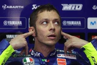 """MotoGP, Valentino Rossi: """"Pedrosa in Yamaha? Sarebbe bello, ci direbbe cosa non va"""""""