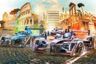 Formula E, ePrix Roma: date, orari e dove vederlo in tv e streaming