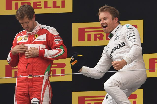 Nico Rosberg 2016 – Getty images