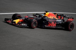 F1 GP Germania, Prove libere 1: sorpresa Ricciardo, Ferrari ancora nascoste