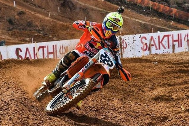 Tony Cairoli – Instagram