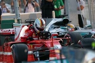 Ferrari mai vincente in Azerbaijan, Vettel e Leclerc puntano Baku per ritrovare il sorriso