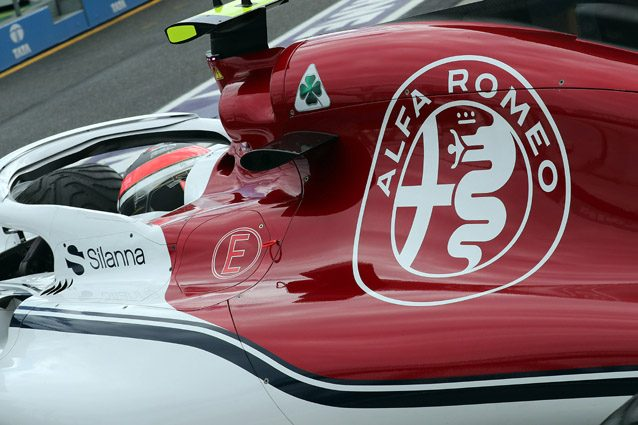 Alfa Romeo Sauber – LaPresse