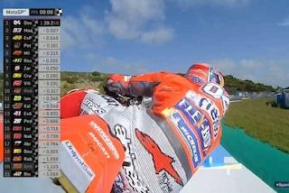 MotoGP Jerez: Dovizioso subito davanti nelle prime libere, 6° Rossi